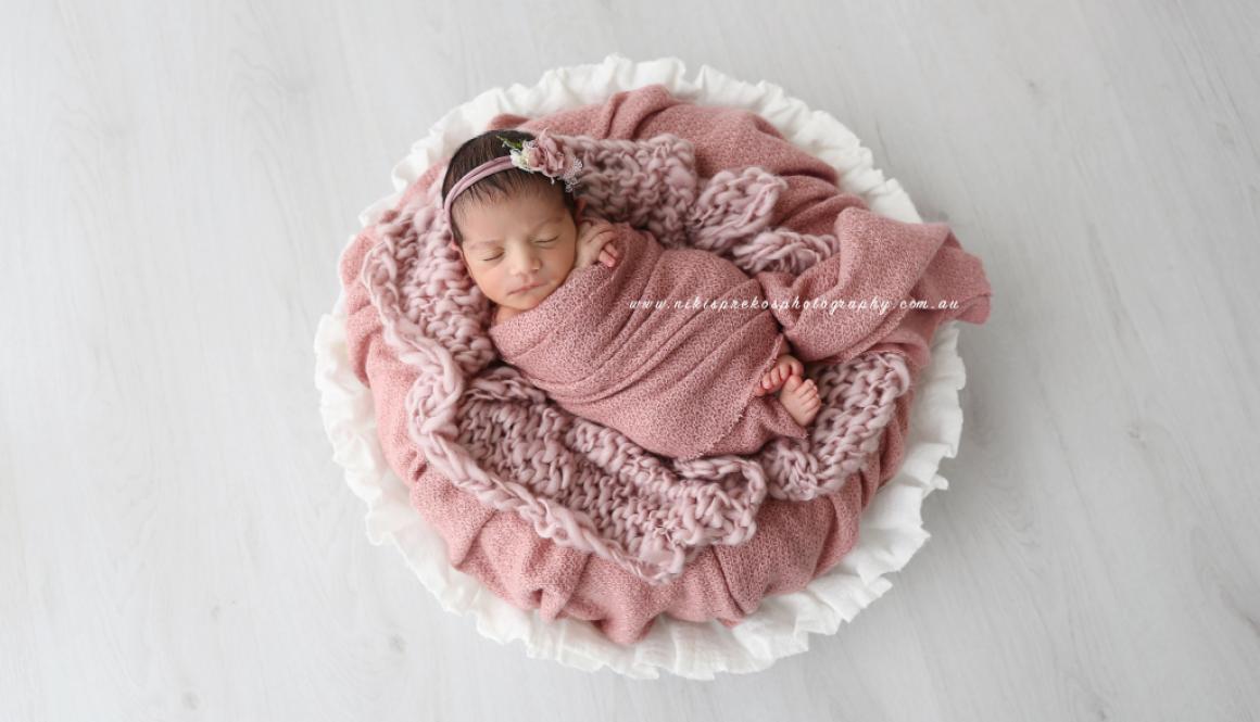 Melbourne Newborn Photographer, Niki Sprekos Photography