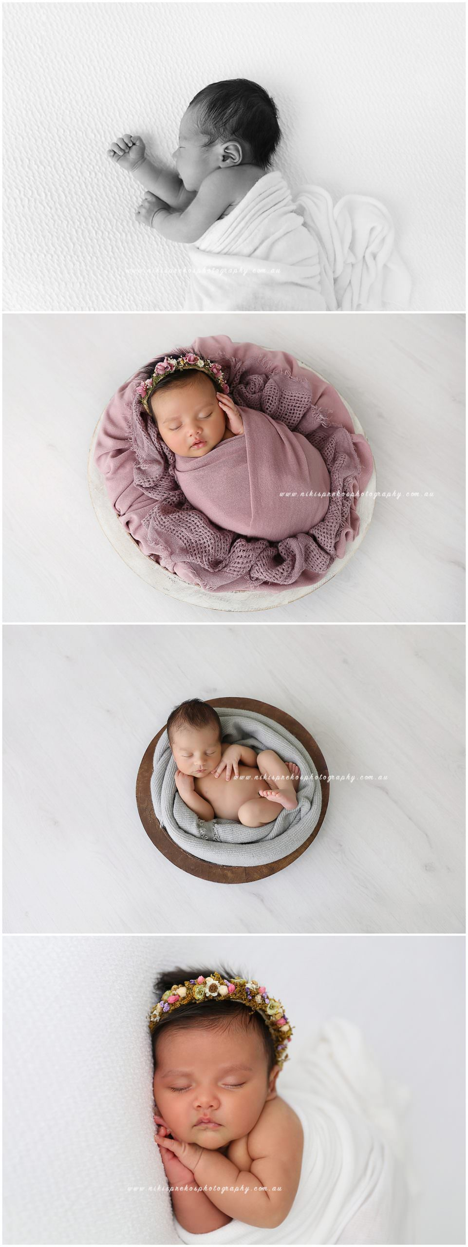 Newborn Baby Name, Most popular photographer, Niki Sprekos Photography
