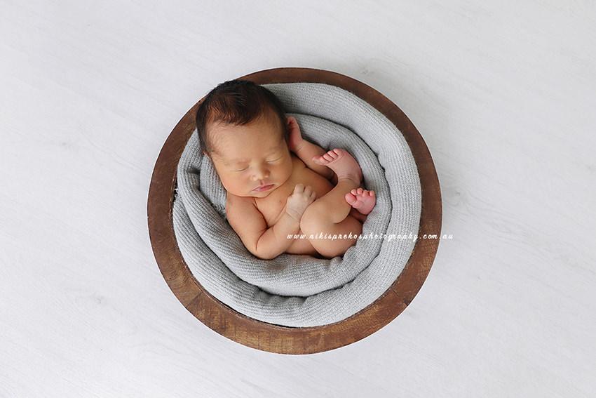Niki Sprekos Photography, Newborn Gallery