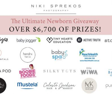 The Ultimate Newborn Giveaway